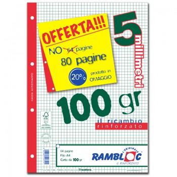 RICAMBIO FSC A4 4 MM
