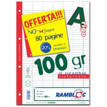 RICAMBIO FSC A4 RIGO A