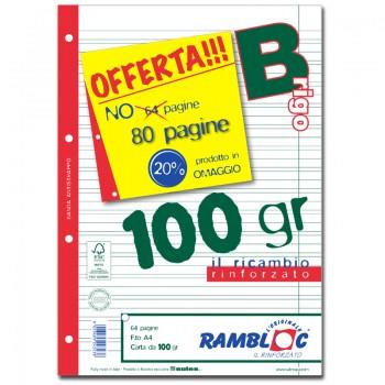 RICAMBIO FSC A4 RIGO B