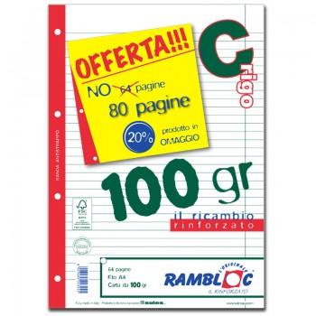 RICAMBIO FSC A4 RIGO C