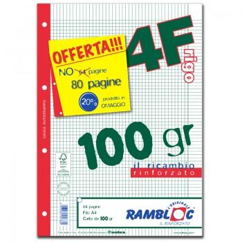RICAMBIO FSC A4 RIGO 4F