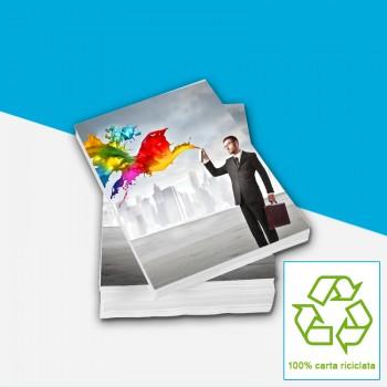 Cartoline su carta ecologica