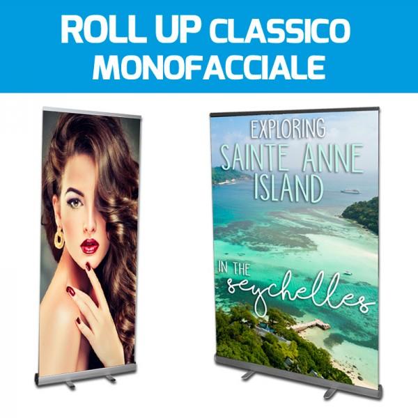 Roll up Classico Monofacciale
