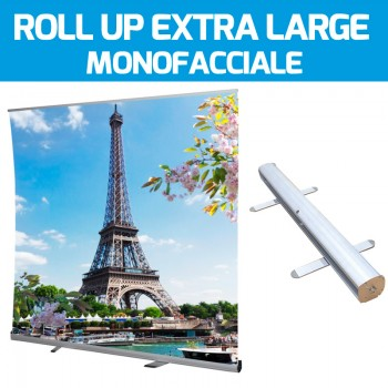 Roll Up Extra Large Monofacciale