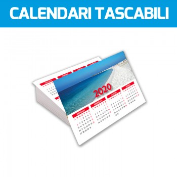 Calendari Tascabili