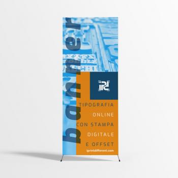 Stampa digitale X Banner