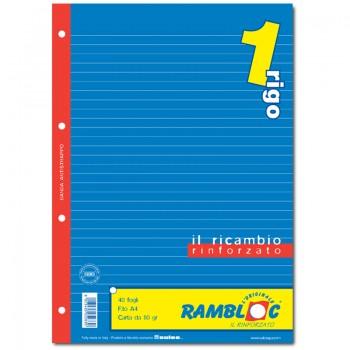 RICAMBIO BIANCO A4 1 RIGO