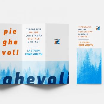 Brochure, Pieghevoli, Depliant