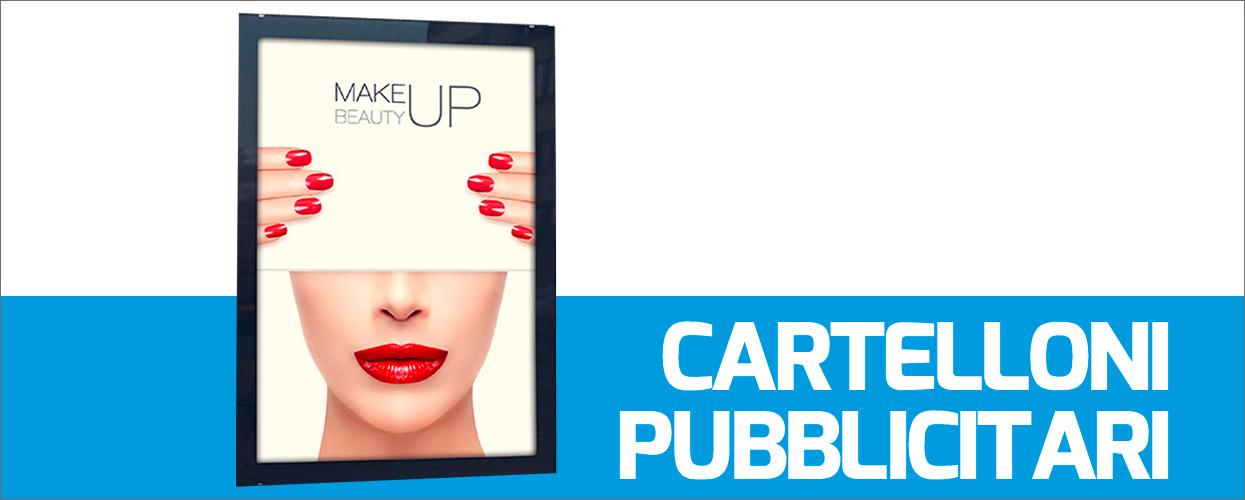 Cartelloni pubblicitari: stampa manifesti, poster e grande formato
