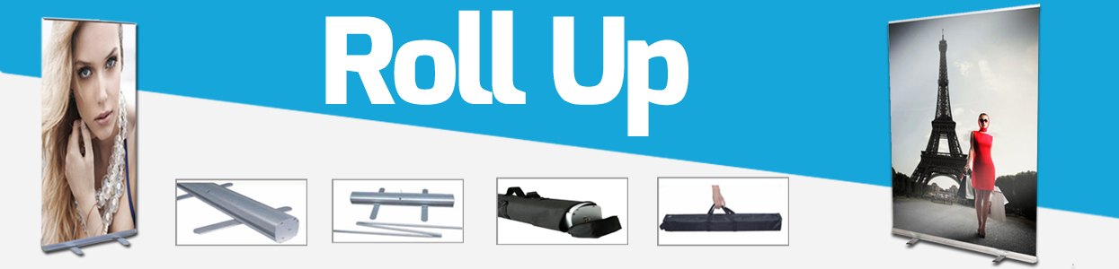 Stampa Roll Up in PVC