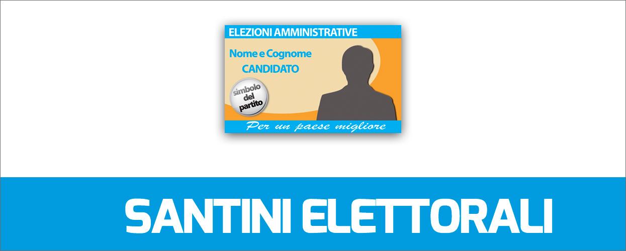 Stampa online il tuo Santino Personalizzato