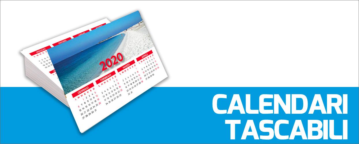 Calendario Tascabile 2020 Da Stampare.Calendario Tascabile Personalizzato Stampa Online Tutte Le Copie Che Vuoi
