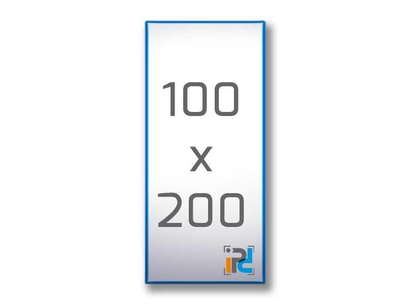 MONOFACCIALE 100X200