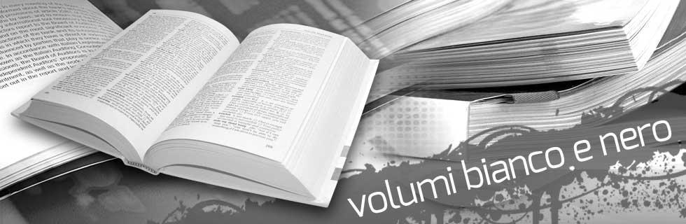 Stampa libri in bianco e nero iprintdifferent - Tappeto bianco e nero ...